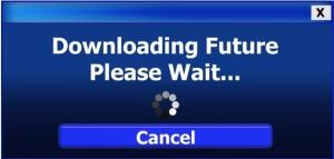 Downloading Future copy